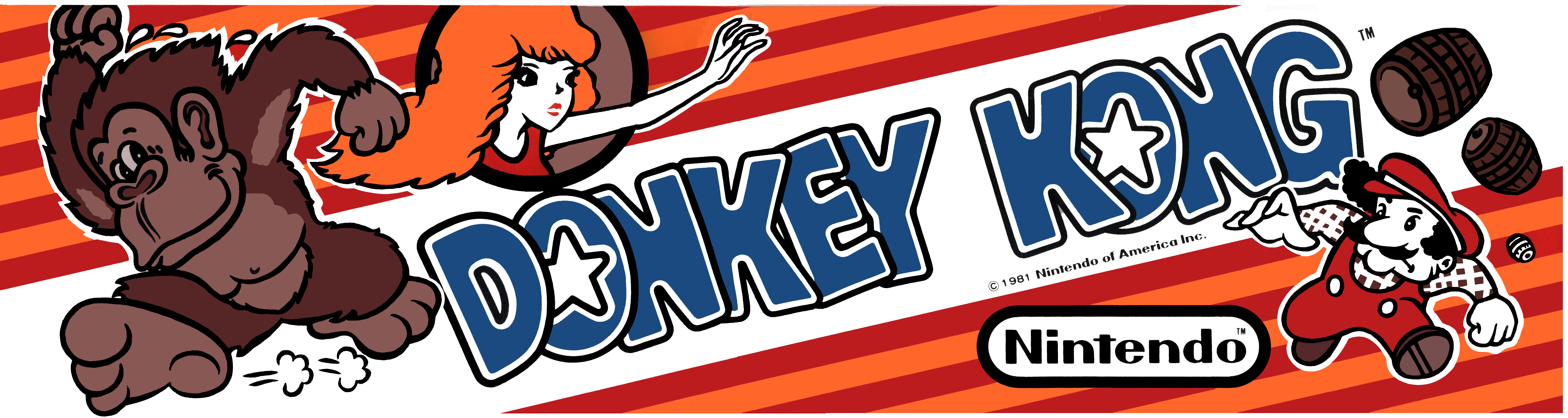 Donkey Kong - GameEx Hi-Score Competition - Spesoft Forums