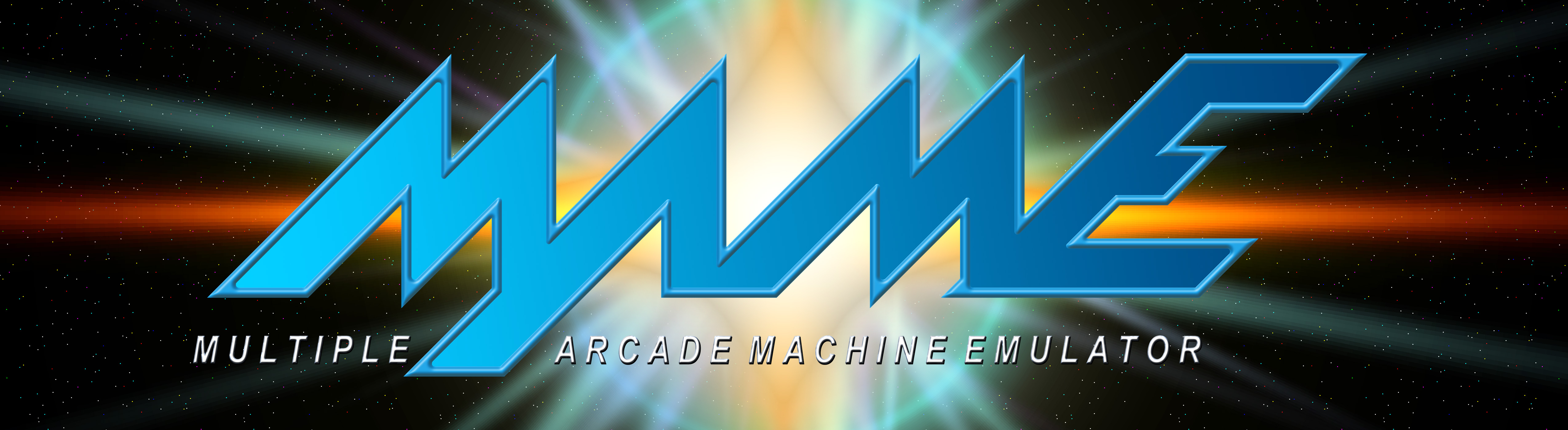Mame New Age Arcade Marquee – 26″ x 8″ |