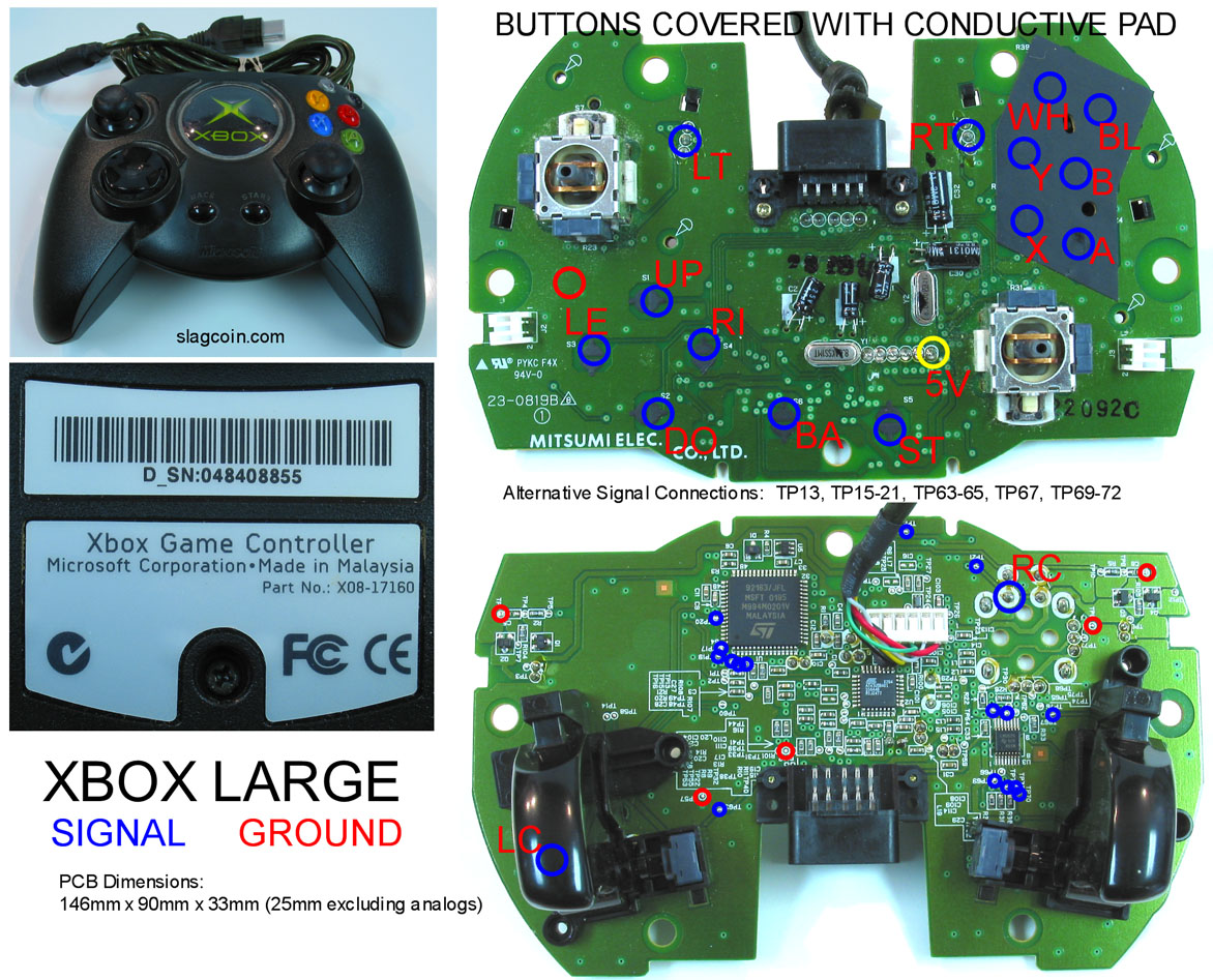 Marvelous nintendo controller wiring diagram gallery best image wonderful original xbox vga wiring diagram pictures best image swarovskicordoba Gallery