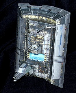Homeworld Paper Models