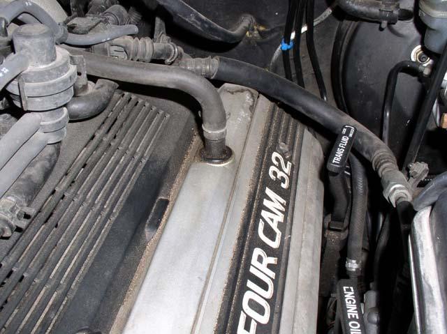 Lexus 12204-50011 PCV Valve